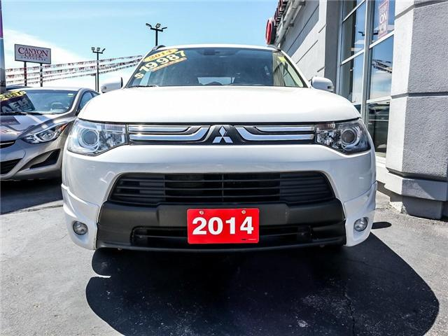 2014 Mitsubishi Outlander GT (Stk: W0137) in Burlington - Image 2 of 21