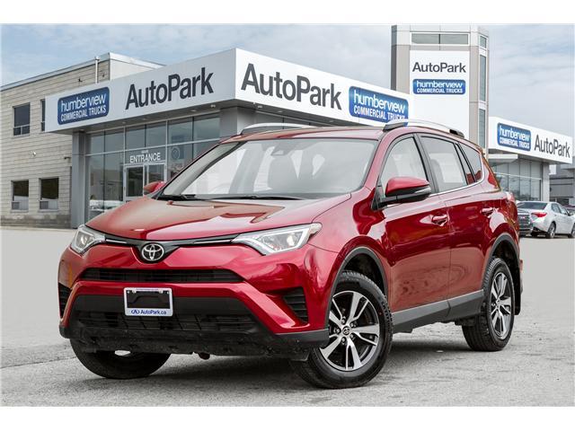 2018 Toyota RAV4 LE (Stk: 18-821656) in Mississauga - Image 1 of 18