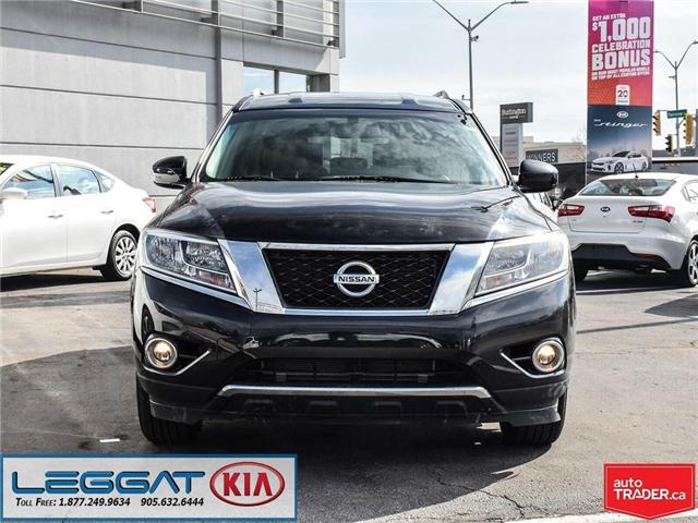 2015 Nissan Pathfinder SL (Stk: W0092) in Burlington - Image 2 of 24