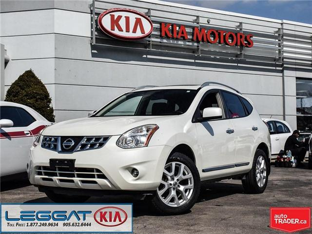 2012 Nissan Rogue SV (Stk: 2365) in Burlington - Image 1 of 23