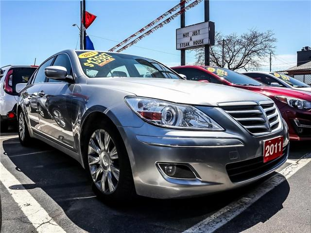 2011 Hyundai Genesis 3.8 (Stk: W0151) in Burlington - Image 1 of 1
