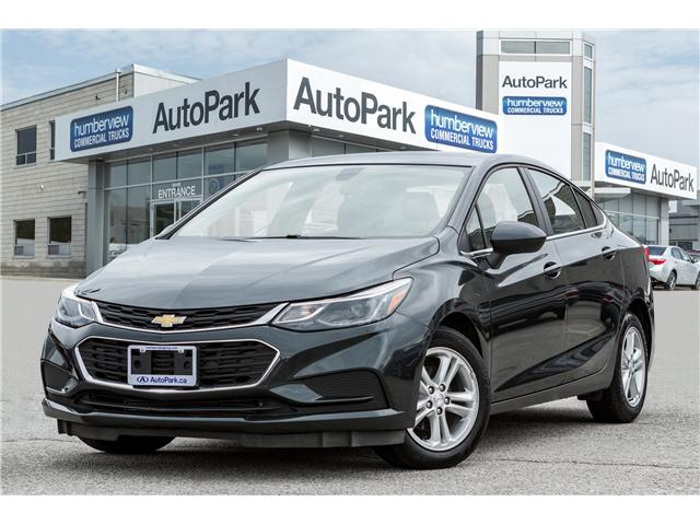 2017 Chevrolet Cruze LT Auto (Stk: APR3941) in Mississauga - Image 1 of 20