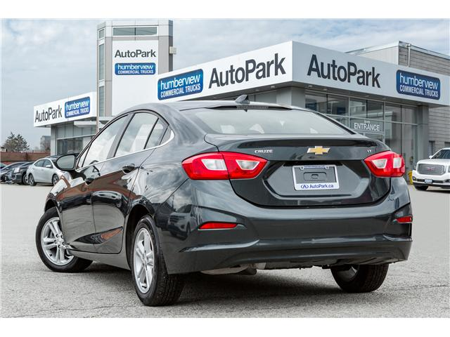 2017 Chevrolet Cruze LT Auto (Stk: APR3941) in Mississauga - Image 5 of 20