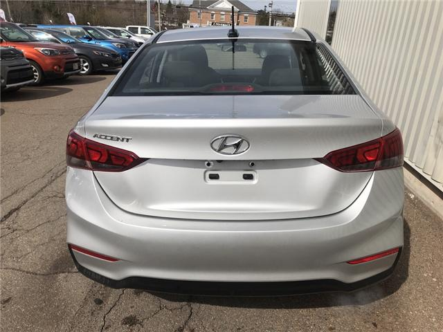 2019 Hyundai Accent Preferred (Stk: X4701A) in Charlottetown - Image 4 of 21