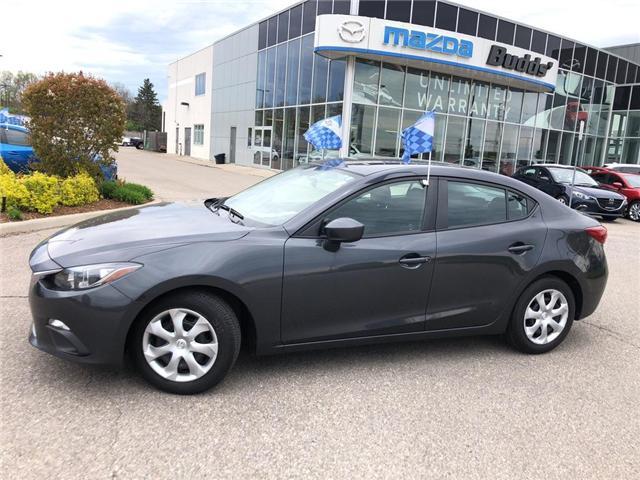2015 Mazda Mazda3 GX (Stk: P3445) in Oakville - Image 2 of 18