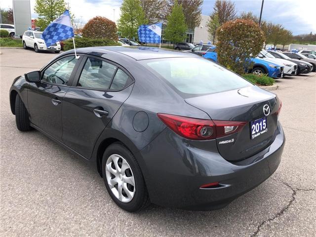 2015 Mazda Mazda3 GX (Stk: P3445) in Oakville - Image 3 of 18