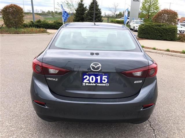 2015 Mazda Mazda3 GX (Stk: P3445) in Oakville - Image 4 of 18