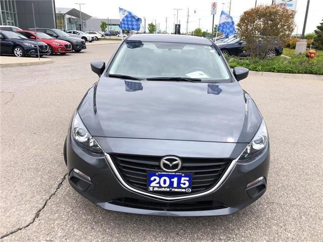 2015 Mazda Mazda3 GX (Stk: P3445) in Oakville - Image 8 of 18