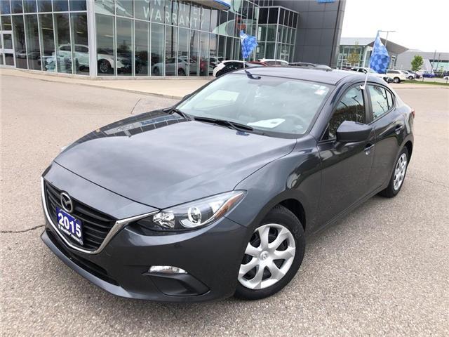 2015 Mazda Mazda3 GX (Stk: P3445) in Oakville - Image 9 of 18