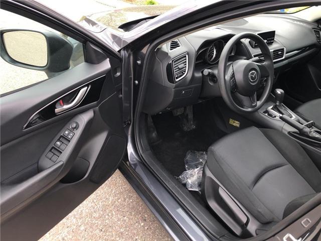 2015 Mazda Mazda3 GX (Stk: P3445) in Oakville - Image 11 of 18