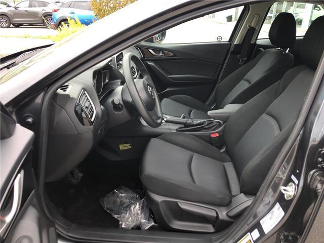 2015 Mazda Mazda3 GX (Stk: P3445) in Oakville - Image 12 of 18