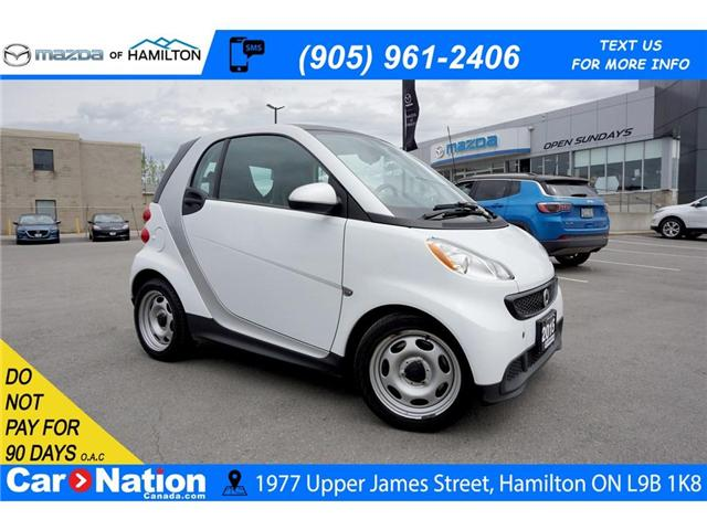2015 Smart Fortwo  (Stk: HU800A) in Hamilton - Image 1 of 30