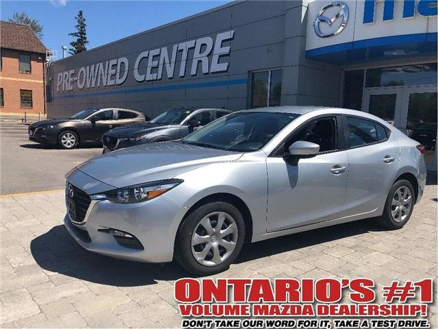 2018 Mazda Mazda3 GX (Stk: 79353) in Toronto - Image 1 of 18