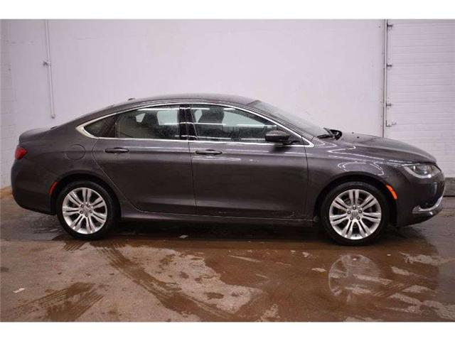 2016 Chrysler 200 LIMITED  - NAV * HEATED SEATS * BACKUP CAM (Stk: B3465) in Cornwall - Image 1 of 30