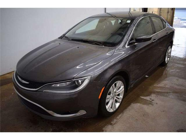 2016 Chrysler 200 LIMITED  - NAV * HEATED SEATS * BACKUP CAM (Stk: B3465) in Cornwall - Image 5 of 30