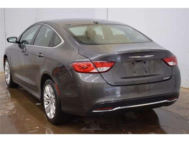 2016 Chrysler 200 LIMITED  - NAV * HEATED SEATS * BACKUP CAM (Stk: B3465) in Cornwall - Image 6 of 30
