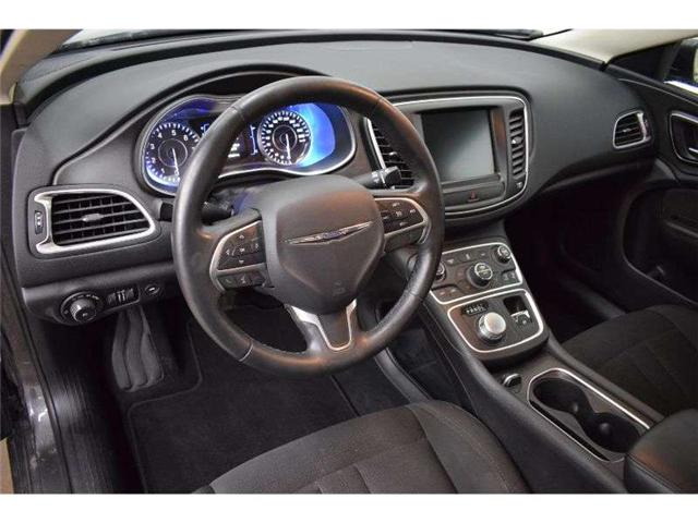 2016 Chrysler 200 LIMITED  - NAV * HEATED SEATS * BACKUP CAM (Stk: B3465) in Cornwall - Image 12 of 30