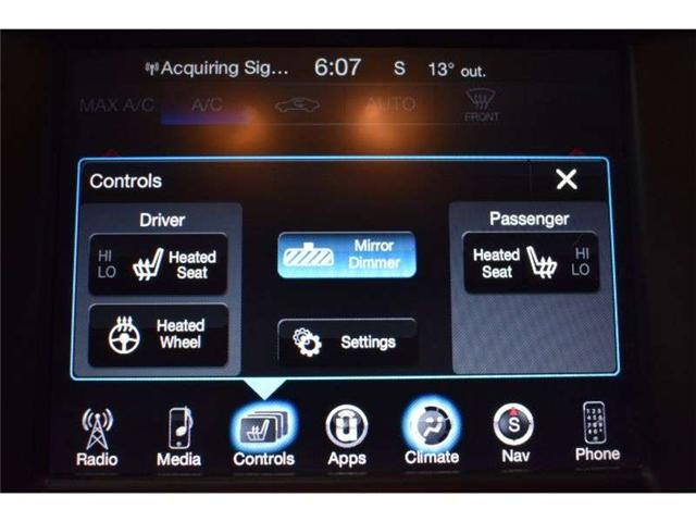 2016 Chrysler 200 LIMITED  - NAV * HEATED SEATS * BACKUP CAM (Stk: B3465) in Cornwall - Image 19 of 30