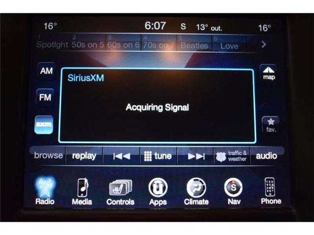 2016 Chrysler 200 LIMITED  - NAV * HEATED SEATS * BACKUP CAM (Stk: B3465) in Cornwall - Image 20 of 30