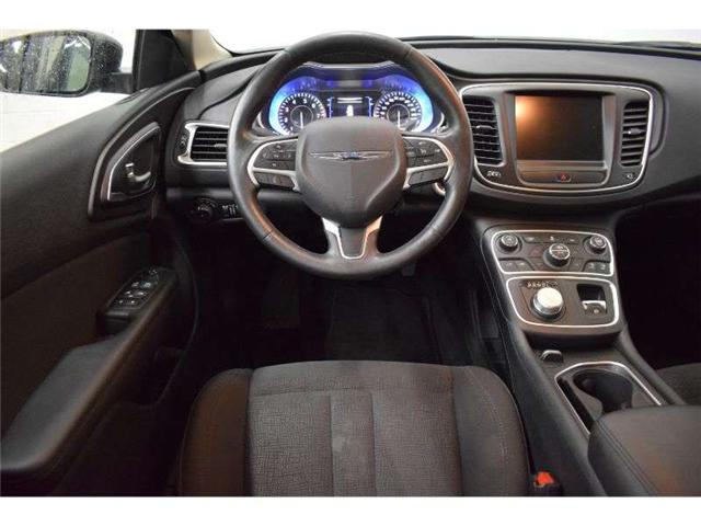 2016 Chrysler 200 LIMITED  - NAV * HEATED SEATS * BACKUP CAM (Stk: B3465) in Cornwall - Image 24 of 30