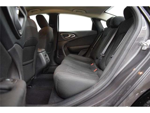 2016 Chrysler 200 LIMITED  - NAV * HEATED SEATS * BACKUP CAM (Stk: B3465) in Cornwall - Image 25 of 30