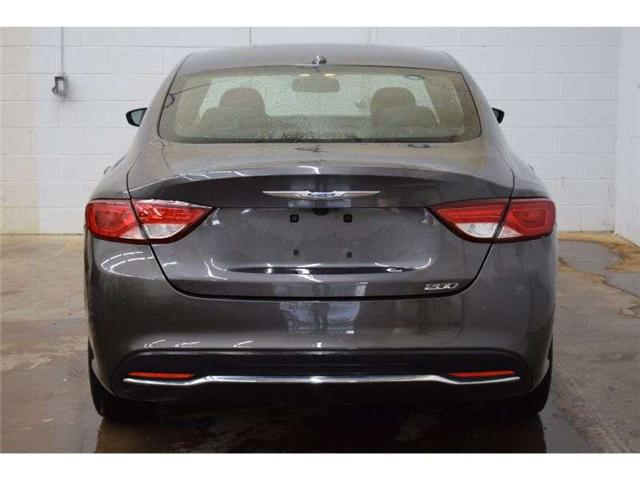 2016 Chrysler 200 LIMITED  - NAV * HEATED SEATS * BACKUP CAM (Stk: B3465) in Cornwall - Image 29 of 30