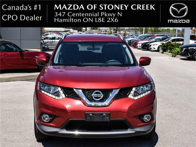 2016 Nissan Rogue S (Stk: SR1219) in Hamilton - Image 2 of 21