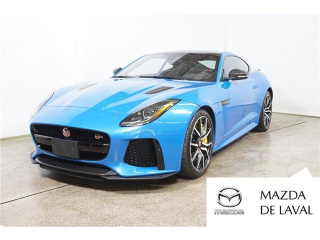 2017 Jaguar F-TYPE  (Stk: U6813) in Laval - Image 1 of 30