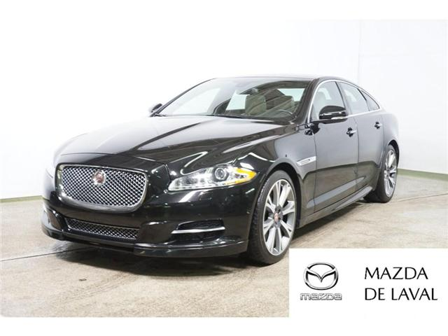 2015 Jaguar XJ 3.0L Premium Luxury (Stk: JAGUAR) in Laval - Image 1 of 30