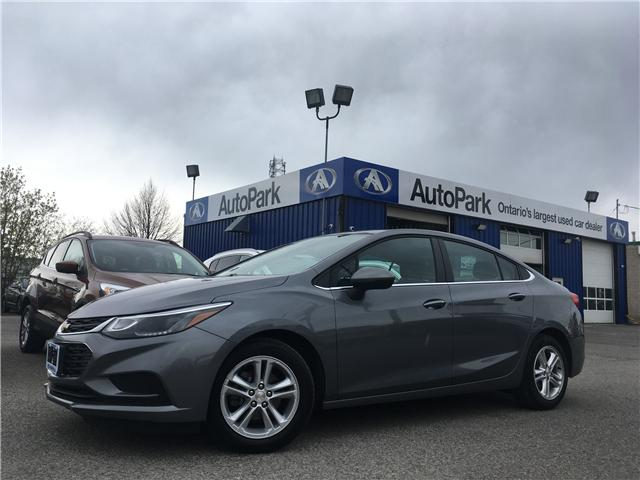 2018 Chevrolet Cruze LT Auto (Stk: 18-02712) in Georgetown - Image 1 of 25