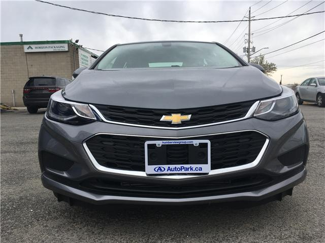 2018 Chevrolet Cruze LT Auto (Stk: 18-02712) in Georgetown - Image 2 of 25