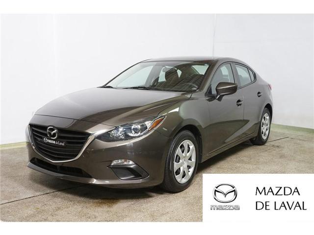 2015 Mazda Mazda3 GX (Stk: U7093) in Laval - Image 1 of 19