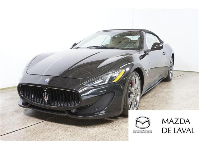 2014 Maserati GranTurismo  (Stk: Maserati) in Laval - Image 1 of 30