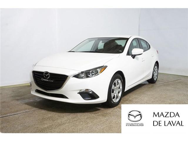 2015 Mazda Mazda3 GX (Stk: U7150) in Laval - Image 1 of 19