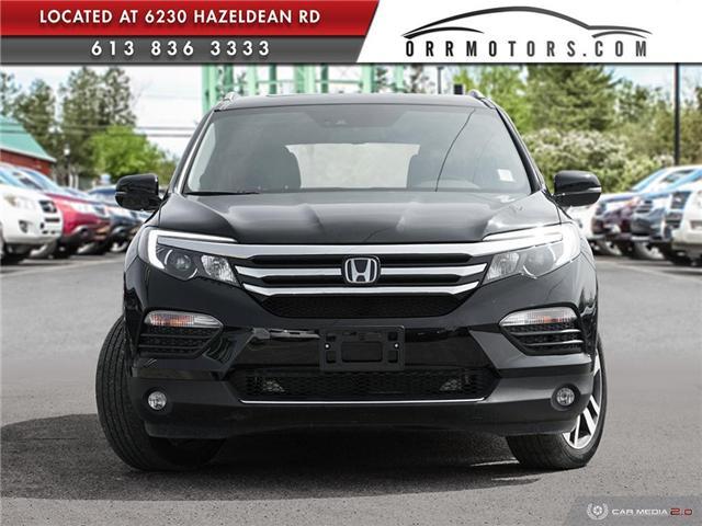 2017 Honda Pilot Touring (Stk: 5724) in Stittsville - Image 2 of 29