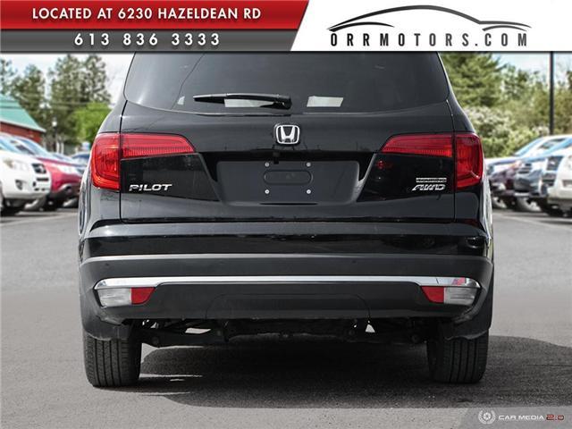 2017 Honda Pilot Touring (Stk: 5724T) in Stittsville - Image 5 of 29