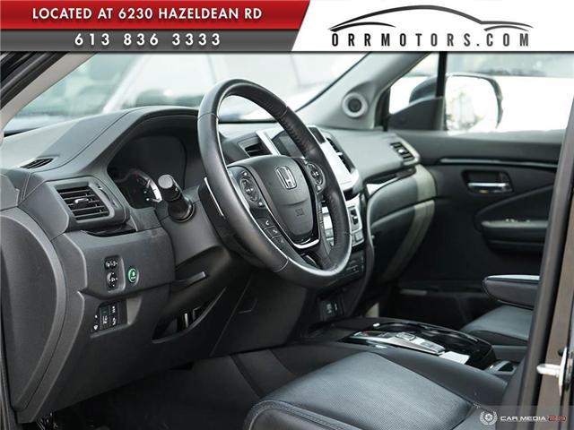 2017 Honda Pilot Touring (Stk: 5724T) in Stittsville - Image 12 of 29