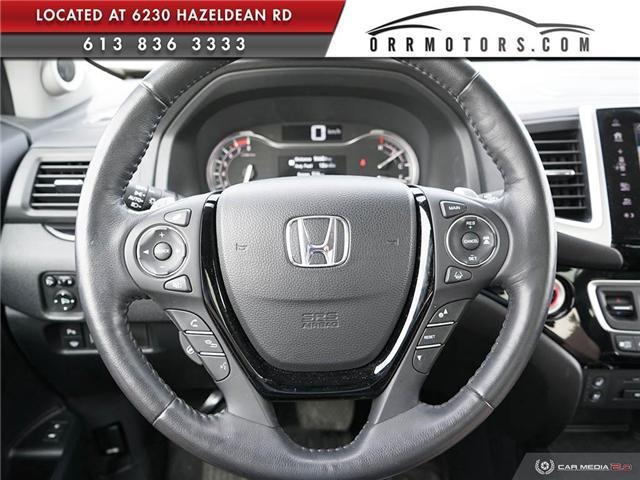 2017 Honda Pilot Touring (Stk: 5724T) in Stittsville - Image 13 of 29