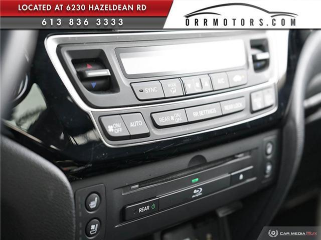 2017 Honda Pilot Touring (Stk: 5724T) in Stittsville - Image 19 of 29