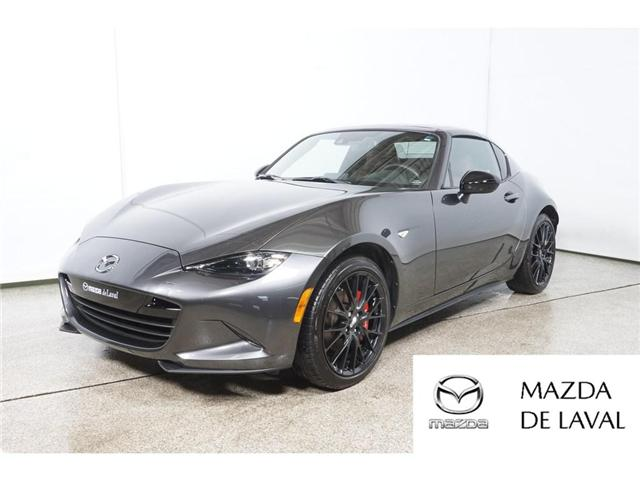 2017 Mazda MX-5 RF GT (Stk: D52576) in Laval - Image 1 of 24