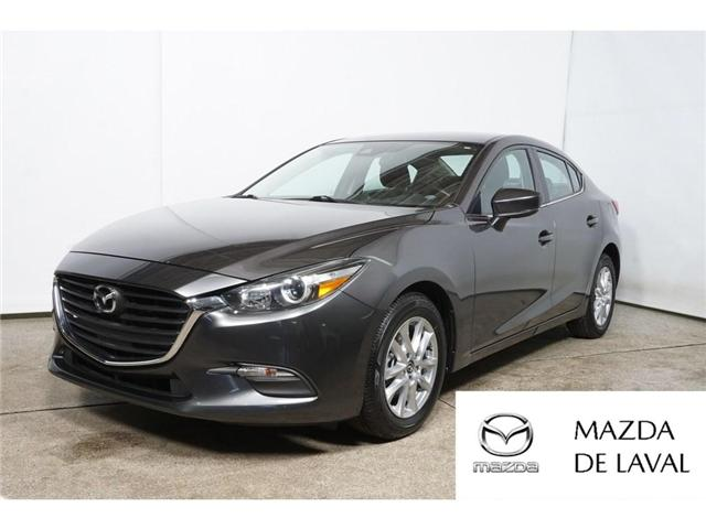 2017 Mazda Mazda3 GS (Stk: 52496A) in Laval - Image 1 of 21