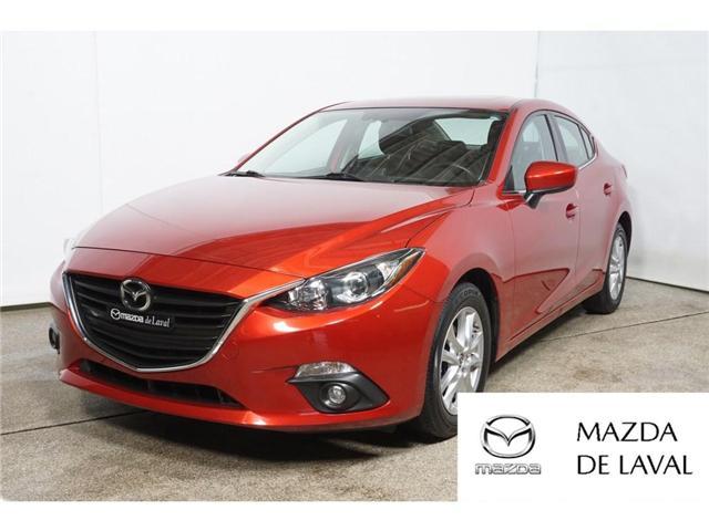 2015 Mazda Mazda3 GS (Stk: U7200) in Laval - Image 1 of 23