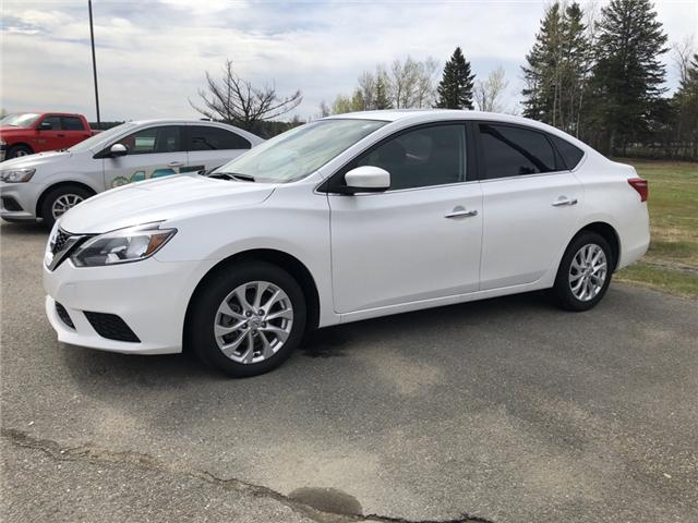 2019 Nissan Sentra  (Stk: MM892) in Miramichi - Image 1 of 12
