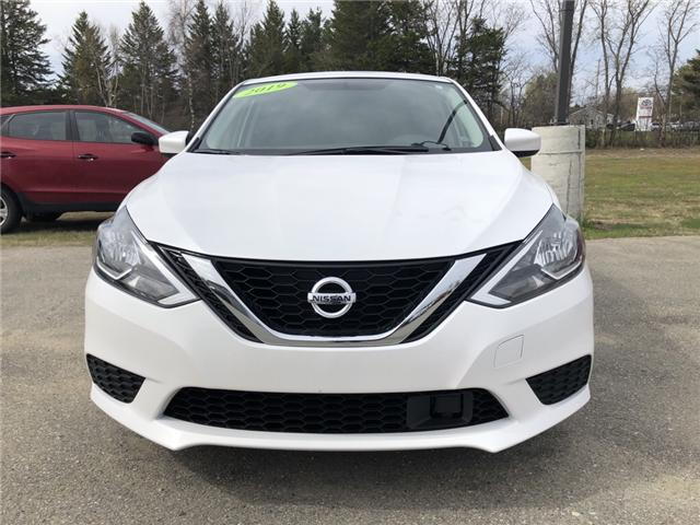 2019 Nissan Sentra  (Stk: MM892) in Miramichi - Image 2 of 12
