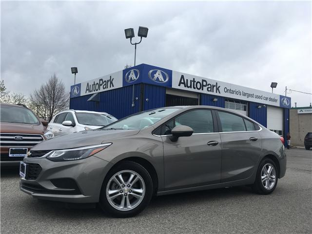 2018 Chevrolet Cruze LT Auto (Stk: 18-04036) in Georgetown - Image 1 of 26