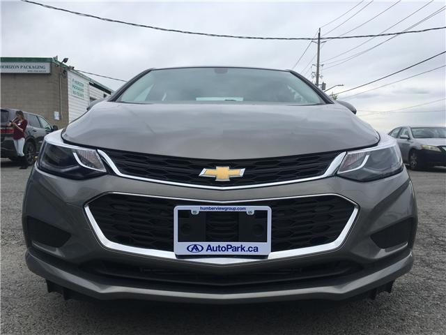 2018 Chevrolet Cruze LT Auto (Stk: 18-04036) in Georgetown - Image 2 of 26