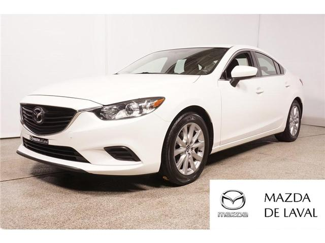 2016 Mazda MAZDA6 GS (Stk: U6640) in Laval - Image 1 of 14