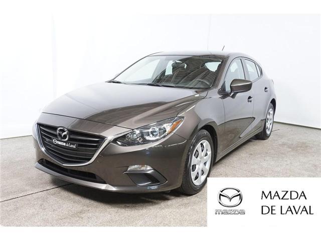 2015 Mazda Mazda3 GX (Stk: U6907) in Laval - Image 1 of 21