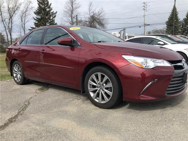 2016 Toyota Camry XLE (Stk: 18610A) in Miramichi - Image 3 of 10