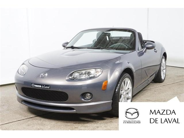 2007 Mazda MX-5 GS (Stk: 51771A) in Laval - Image 1 of 17